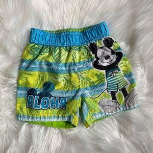 Mickey Mouse 🌊 Swim Shorts